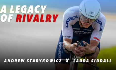 Make them hate each other! Andrew Starykowicz and Laura Siddall discuss how to excite Triathlon