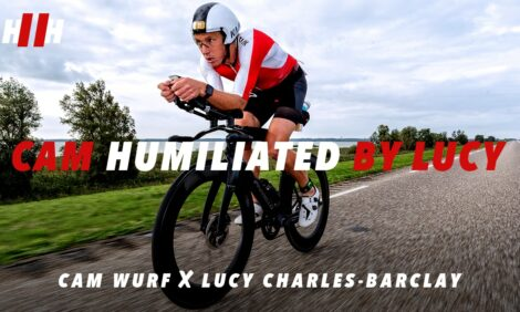 Head to Head - Cam Wurf and Lucy Charles-Barclay