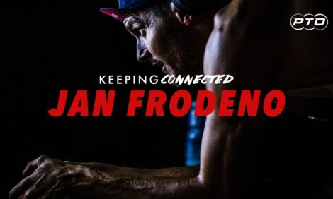 Keeping Connected with Jan Frodeno