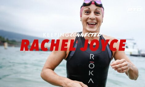 Keeping Connected with Rachel Joyce