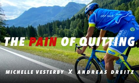 Your most painful moment in Triathlon? Michelle Vesterby and Andreas Dreitz go Head II Head