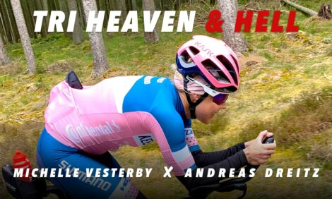 Triathlon Heaven and Hell with Michelle Vesterby and Andreas Dreitz