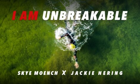 THE IMPORTANCE OF MENTAL RESILIENCE FOR PRO TRIATHLETES SKYE MOENCH & JACKIE HERING