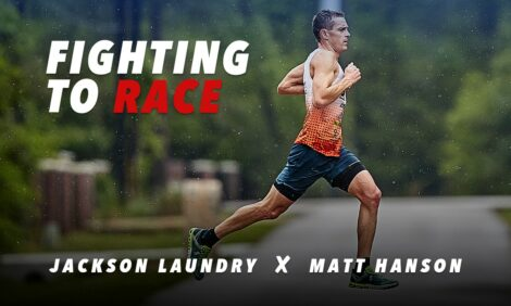 Matt Hanson and Jackson Laundry discuss cycling trash talk & triathlon development