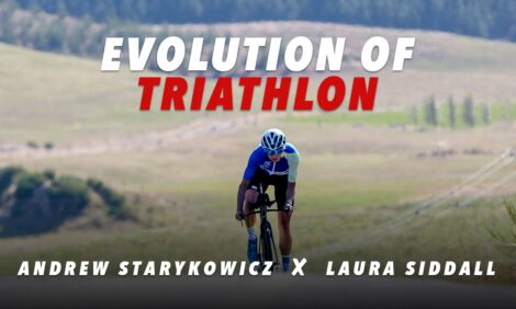Andrew Starykowicz and Laura Siddall discuss the evolution of triathlon