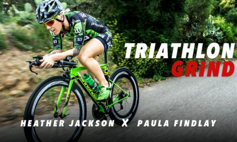 Heather Jackson and Paula Findlay discuss the heaven and hell of triathlon.