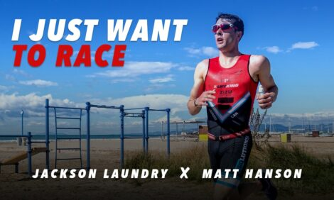 Matt Hanson and Jackson Laundry want triathlon race action & give their Collins Cup predictions