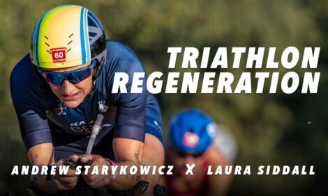 Andrew Starykowicz and Laura Siddall discuss if Triathlon will sink or swim post Covid