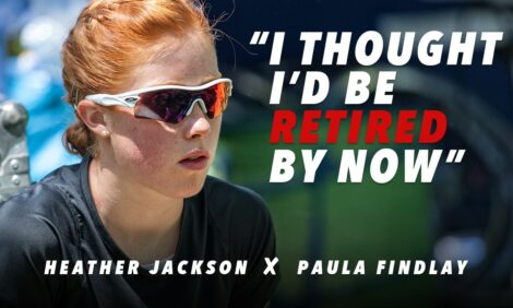Triathlon or career... Heather Jackson & Paula Findlay discuss life goals