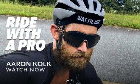 Ride with a Pro - Aaron Kolk