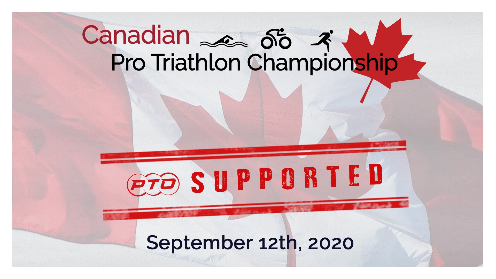 PROFESSIONAL TRIATHLETES ORGANISATION ANNOUNCES C$20,000 PRIZE PURSE FOR THE CANADIAN PRO TRIATHLON CHAMPIONSHIP