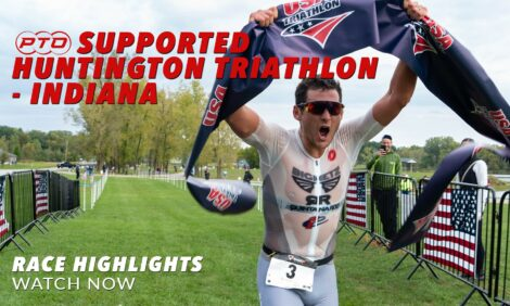 HIGHLIGHTS: Huntington Triathlon