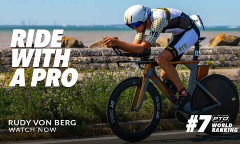 Ride with PTO Pro - Rudy Von Berg