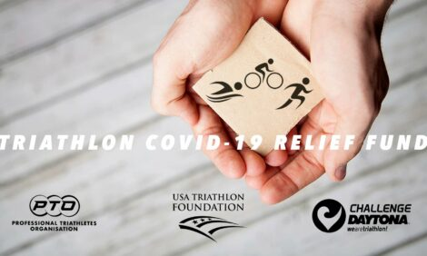 COVID-19 TRIATHLON RELIEF FUND IN PARTNERSHIP WITH USA TRIATHLON FOUNDATION