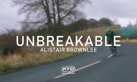 Unbreakable || Alistair Brownlee
