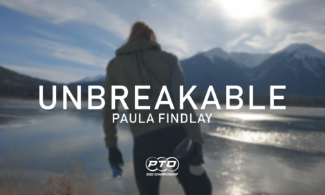 Unbreakable || Paula Findlay