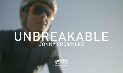 Unbreakable || Jonny Brownlee