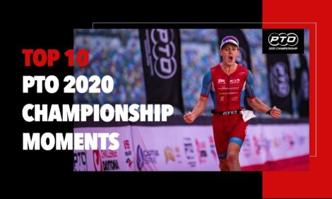 Top 10 Triathlon Moments: PTO 2020 Championship at CHALLENGEDAYTONA