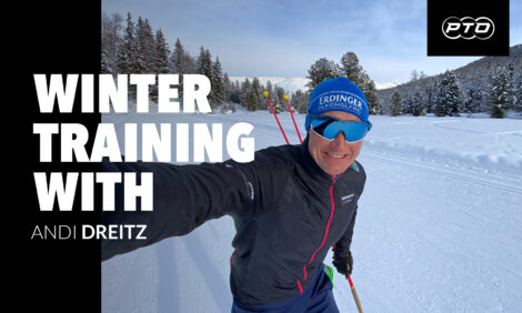 Winter Training with Andi Dreitz