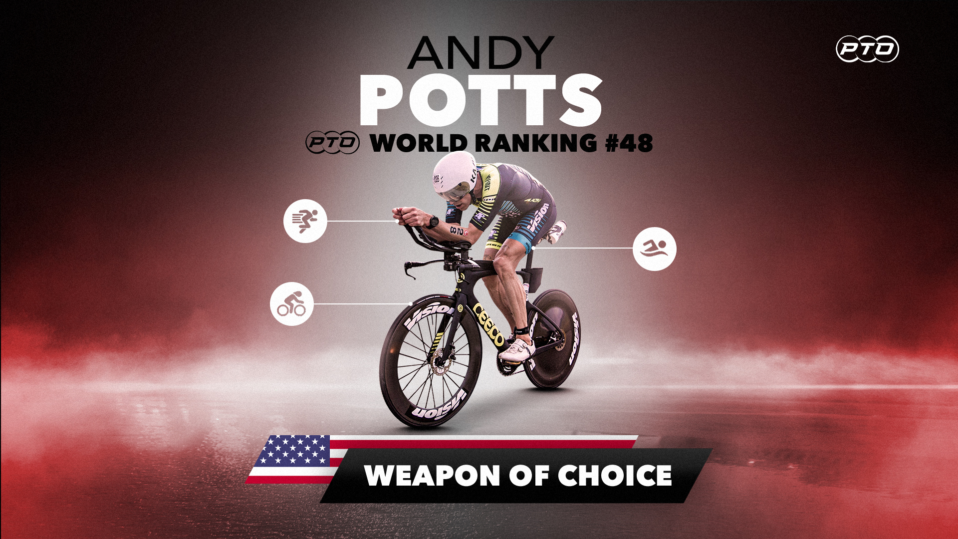 Weapon of Choice || Andy Potts