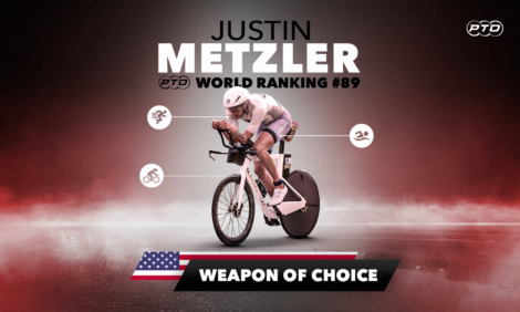Weapon of Choice || Justin Metzler