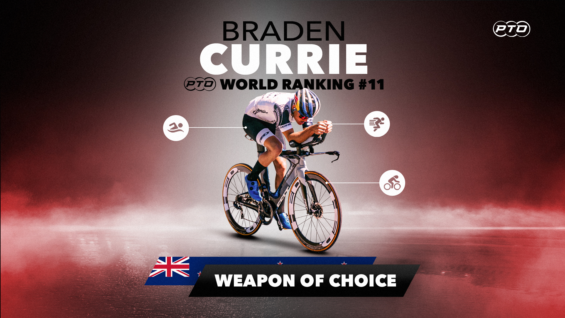 Weapon of Choice    Braden Currie