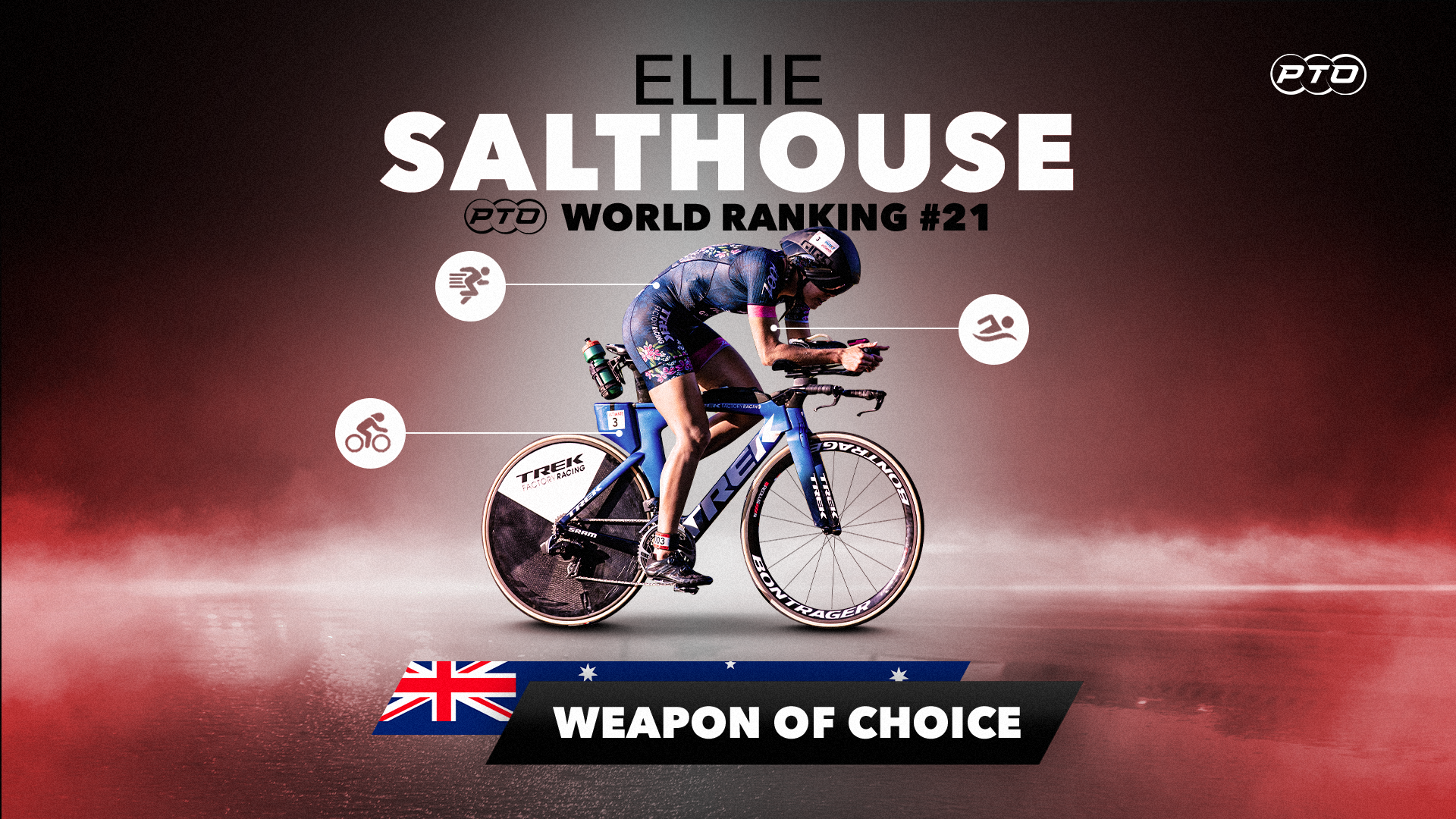 Weapon of Choice || Ellie Salthouse