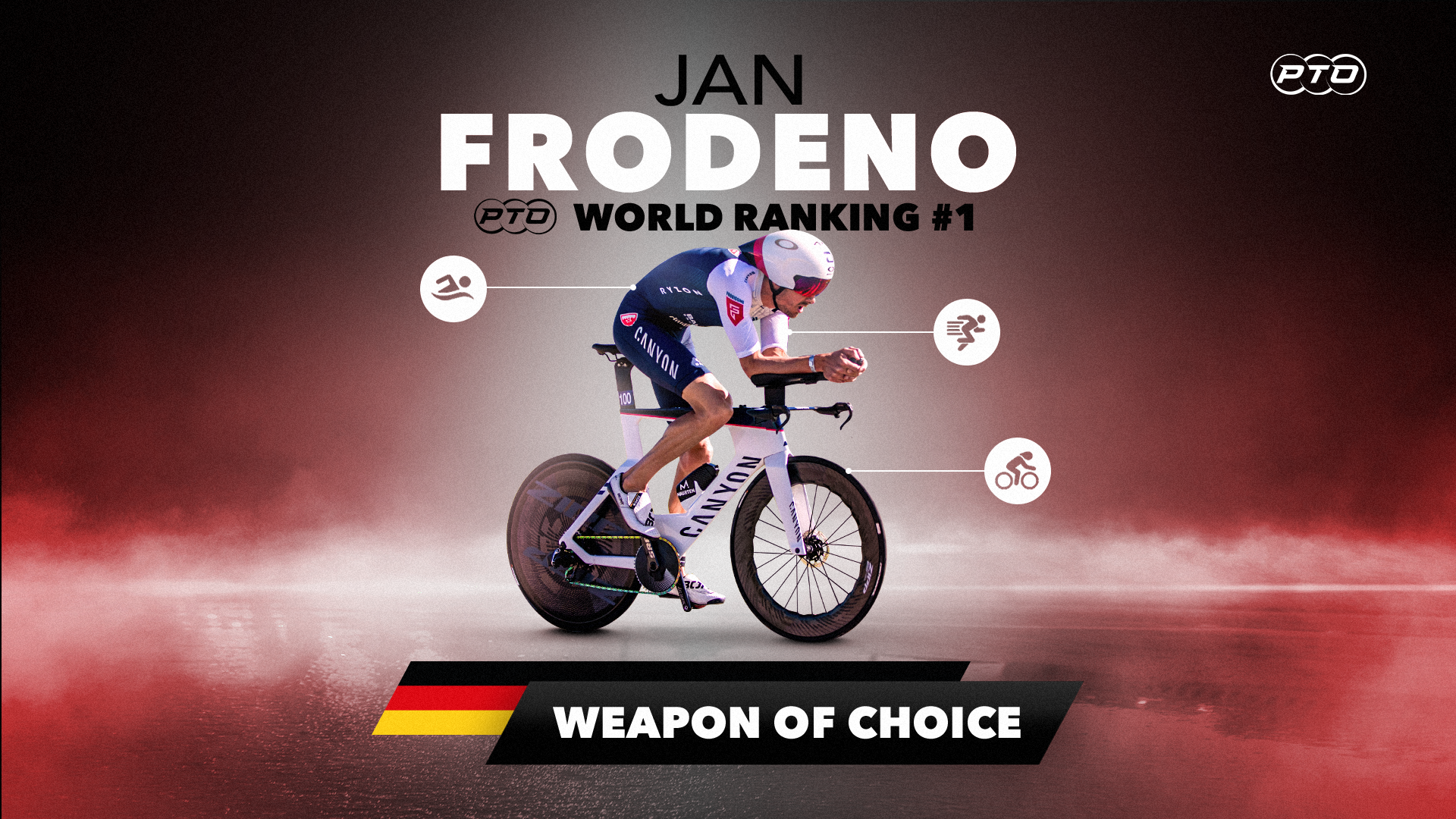 Weapon of Choice    Jan Frodeno