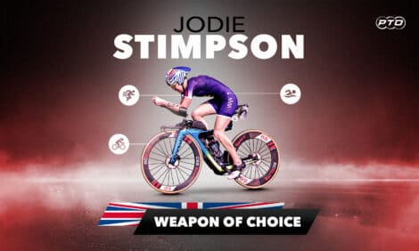 Weapon of Choice || Jodie Stimpson