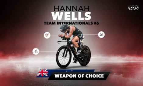 Weapon of Choice || Hannah Wells