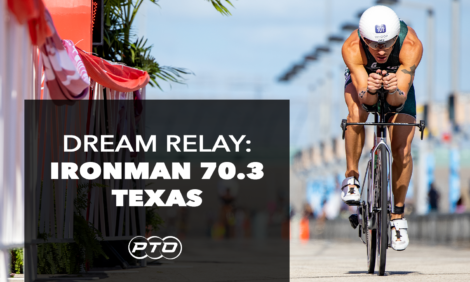 Dream Relay: Ironman 70.3 Texas