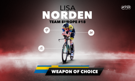 Weapon of Choice || Lisa Norden