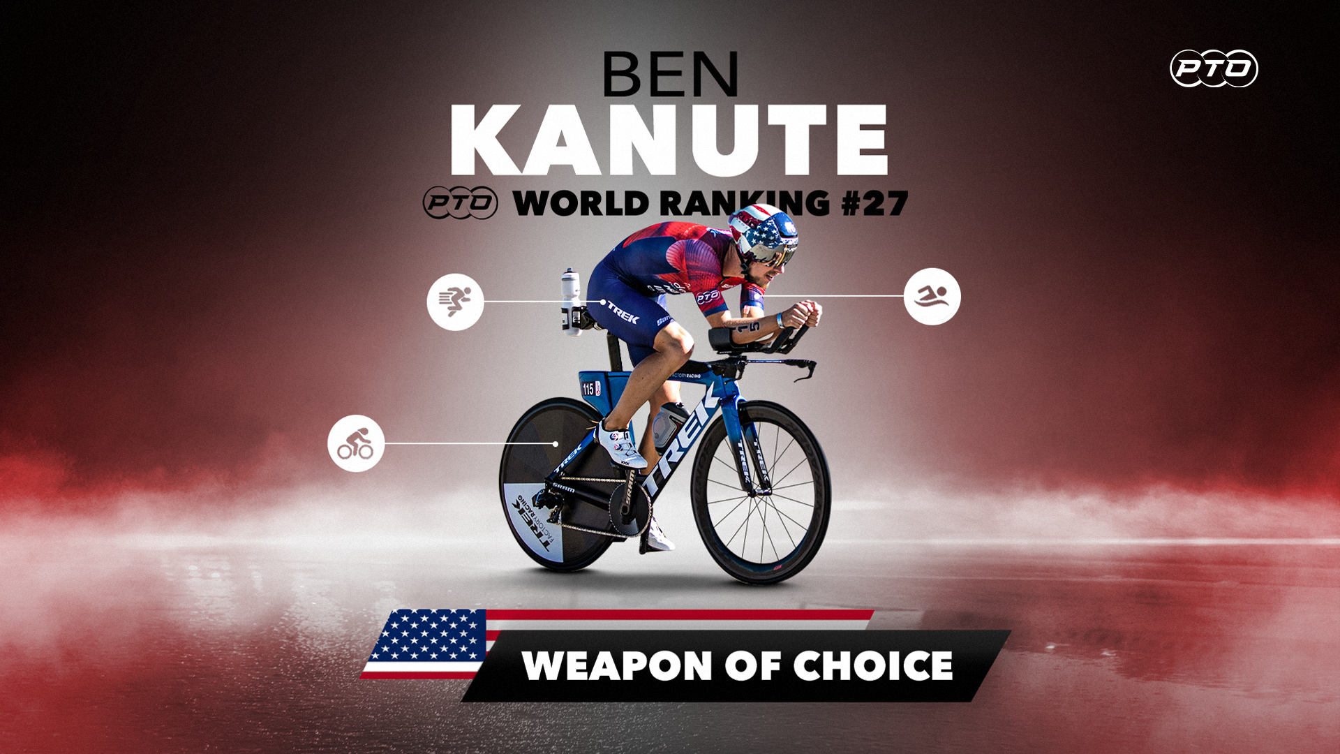 Weapon of Choice || Ben Kanute