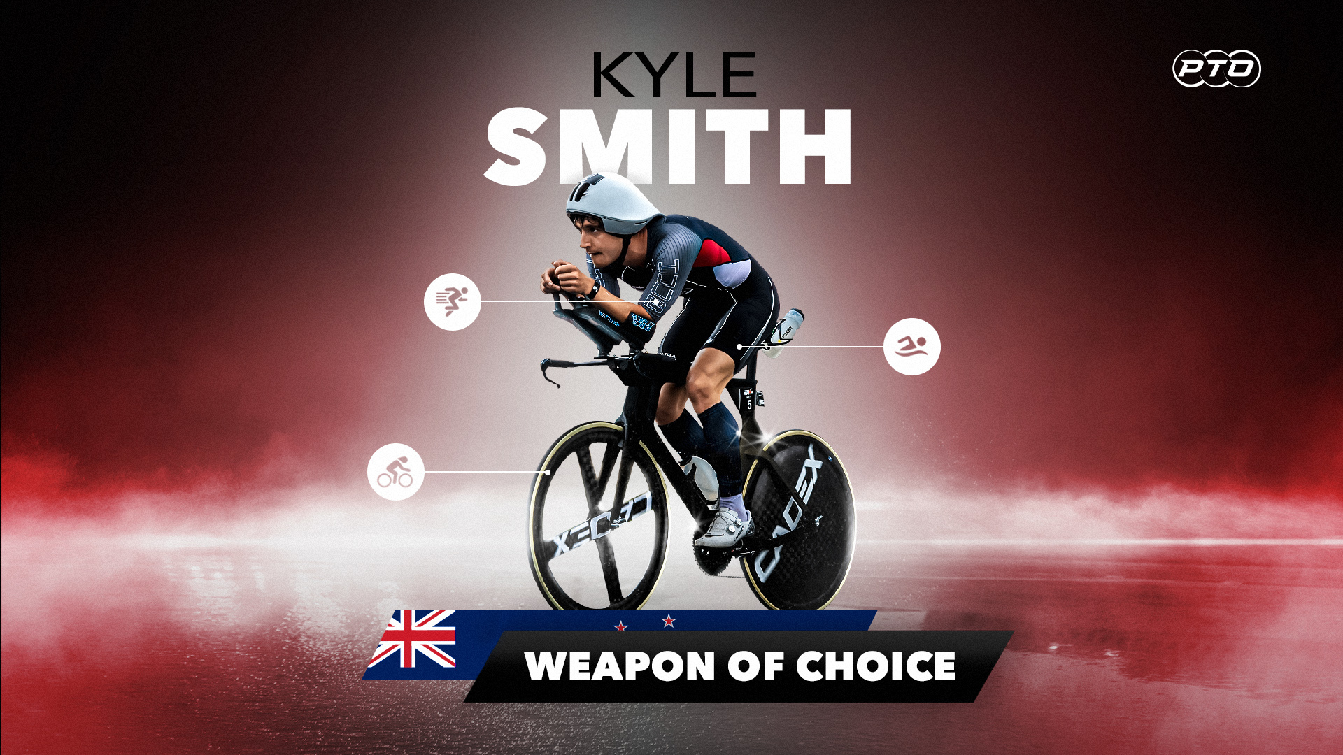 Weapon of Choice || Kyle Smith