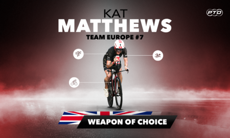 Weapon of Choice || Katrina Matthews